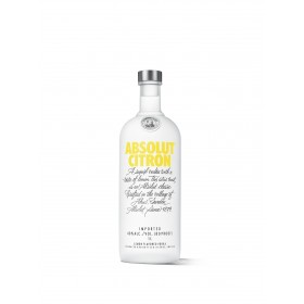 Absolut Citron 40% Vol. Flavoured Wodka