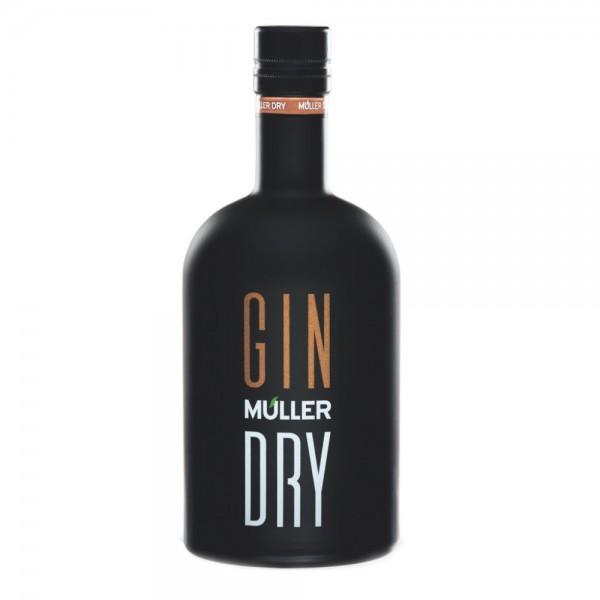 Gin Müller Dry 45% London Dry Gin