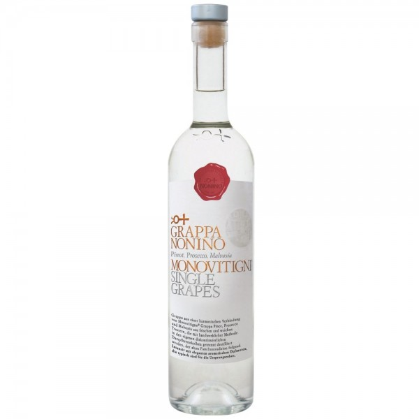Nonino Grappa Single Grapes Monovitigni 40% Vol.