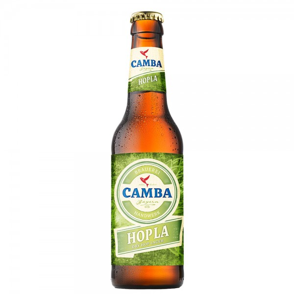 Camba HopLa Dry Hop Lager