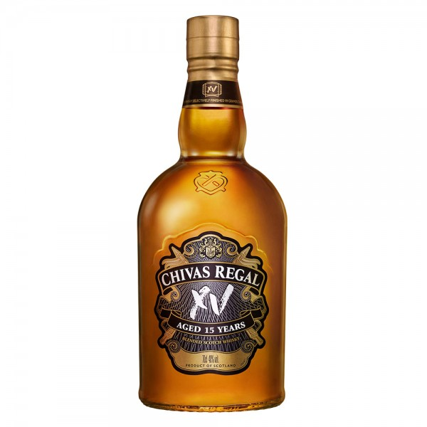 Chivas Regal 15 Jahre 40% Vol. Blended Scotch Whisky
