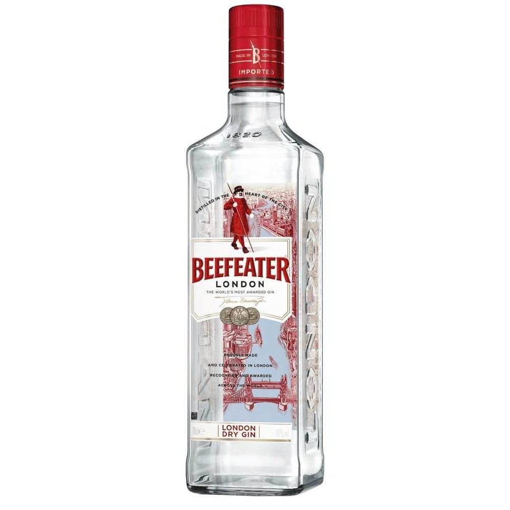 Beefeater 47% Vol. London Dry Gin - Gin / Genever / Wacholder ...