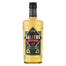 Salitos Tequila Gold 38% Vol.