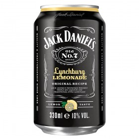 Jack Daniel`s & Lynchburg 10% Vol.