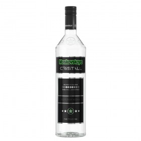 Vodka Moskovskaya 40% Vol. Cristall