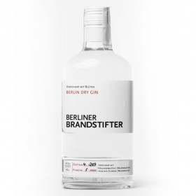 Berliner Brandstifter Berlin Dry Gin 43,3% Vol.