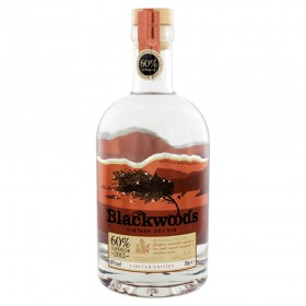 Gin Blackwood's 60% Vol. Vintage Dry Gin