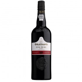 Graham's Symington Estate Port Fine Ruby 19% Vol.