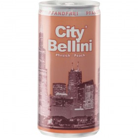 City Bellini Pfirsich 5,5% Vol.