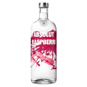 Absolut Raspberri 40% Vol. Flavoured Wodka