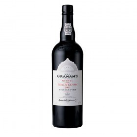 Graham's Symington Estate Port Malvedos Vintage Port 2005  20% Vol.