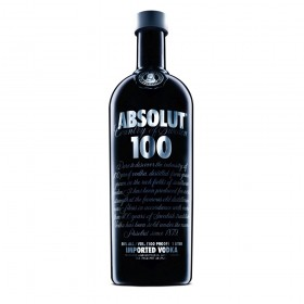 Absolut 100 Wodka 50% Vol.