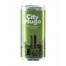 City Hugo Holunderblüte & Limette 6,8% Vol.