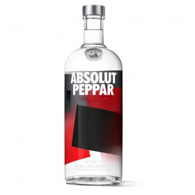 Absolut Peppar 40% Vol. Flavoured Wodka