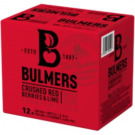 Bulmers Red Berries