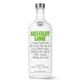 Absolut Lime 40% Vol. Flavoured Wodka