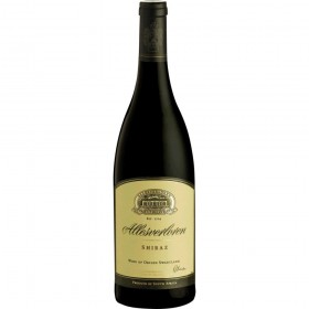 Allesverloren Shiraz Wine of Origin Swartland trocken