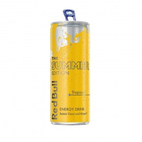 Red Bull Yellow Tropical