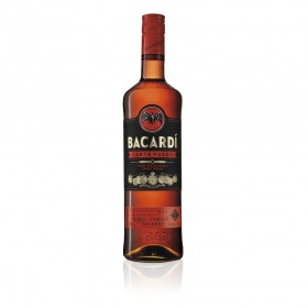 Bacardi Carta Fuego 40% Vol. Spiced Rum