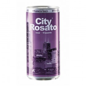 City Rosato Rosé Frizzante 10,0% Vol.
