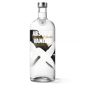 Absolut Vanilia 40% Vol. Flavoured Wodka
