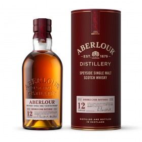 Aberlour 12 Jahre 40% Vol. Highland Single Malt Scotch Whisky in Geschenkpackung